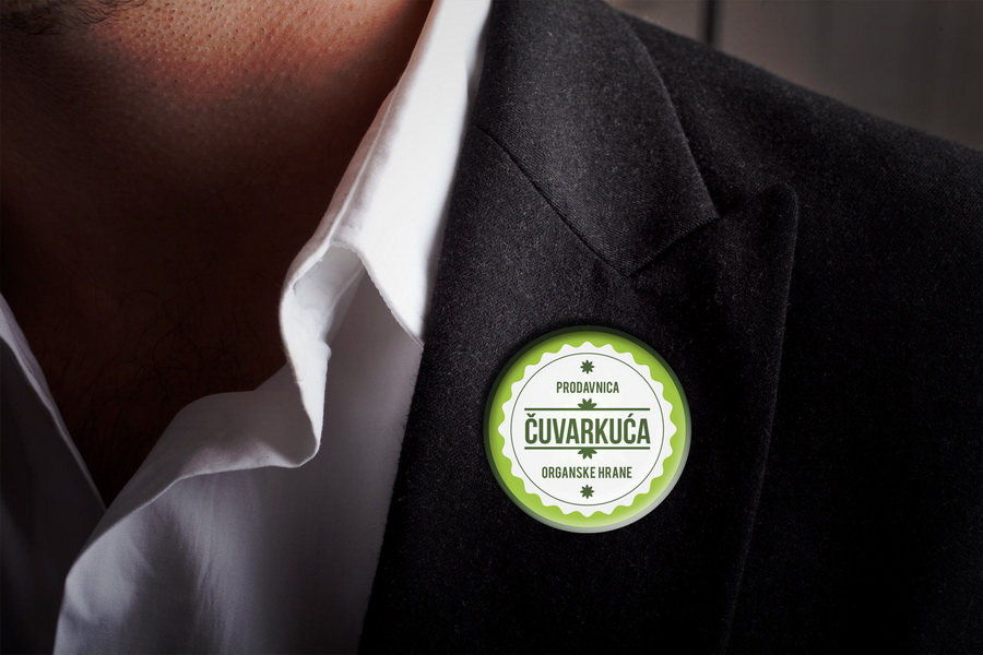 Beindesign - Cuvarkuca - badge