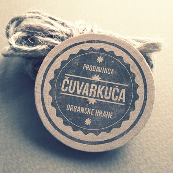 Cuvarkuca - branding, on line shop, web design