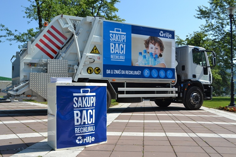 City of Arilje - Recycle Campaign