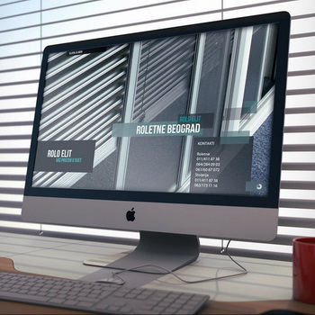 Roloelit web design